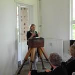 Prof. Dr. Annette Bögle - Kuratorin der HCU Jahresausstellung 2013