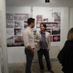 Vernissage der HCU Jahresausstellung 2013