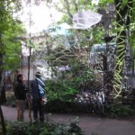 HCU Jahresausstellung 2013 - Garten der UdN