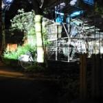 HCU Jahresausstellung 2013 - Lichtinstallation