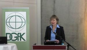 Eröffnung der Tagung durch Dr. Dorothee Stapelfeldt, Zweite Bürgermeisterin Hamburg (Foto: Backhaus / HCU)